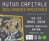 3e rendez-vous des langues anciennes - Autun capitale des langues anciennes