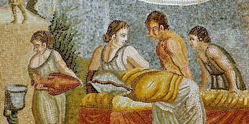 mosaique romaine