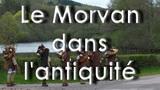 Les principaux sites du Morvan dans l'Antiquité