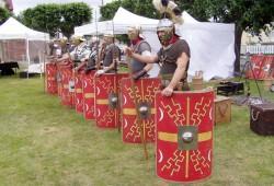 Caudebec les Elbeuf, journées romaines 2010
