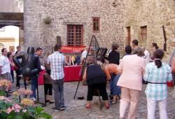 2011, Nuit Eduenne à Saulieu