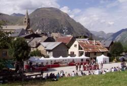 2011, journées romaines au Mont de Lans