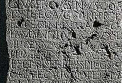 Caius Julius Septimius Castinus