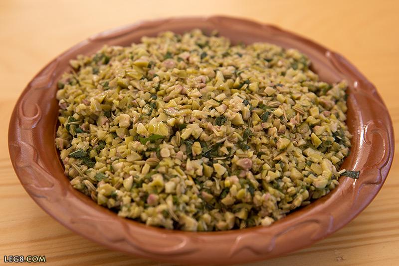 Epityrum legion viii augusta - Cuisine romaine antique ...