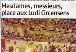 journal La Provence du 27 juillet 2007