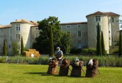 La Leg VIII Aug à Vesunna