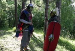Gaulois et Romain