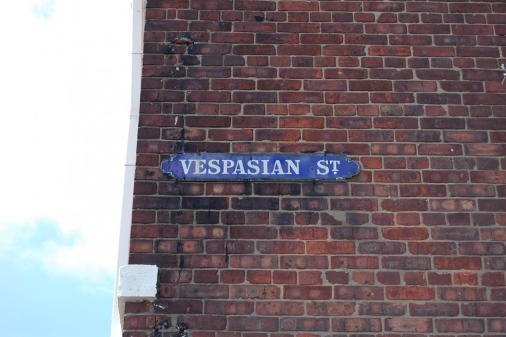 South Shields - Vespasian street