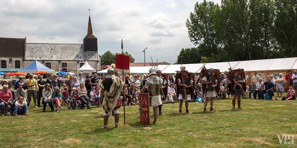 Legio VIII Augusta à Clarques