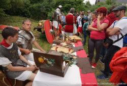 Les médecins de l'armée romaine