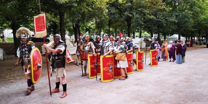 Journées romaines 2019.